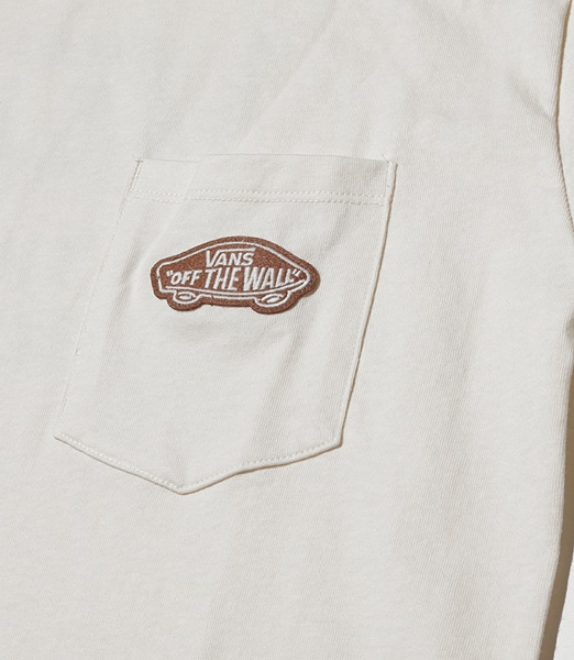 VANS Stitch Embroidery S/S Tee