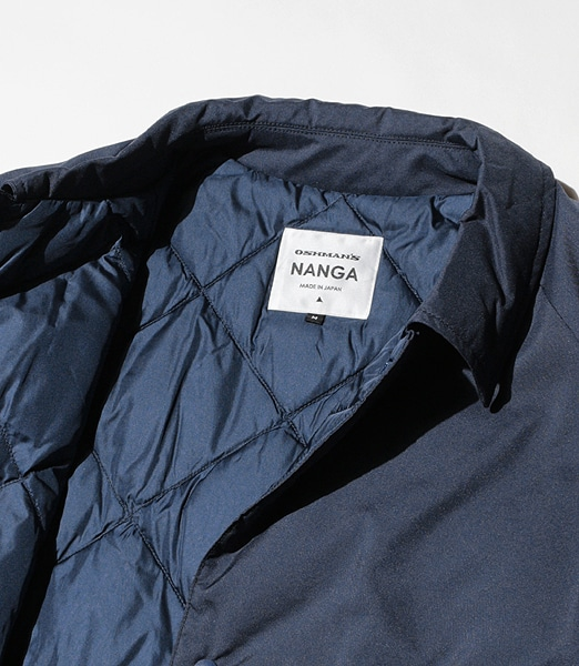 NANGA Down Coach Jacket 【OSHMAN'S別注】