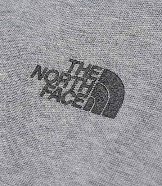 THE NORTH FACE S/S Back Square Logo Tee
