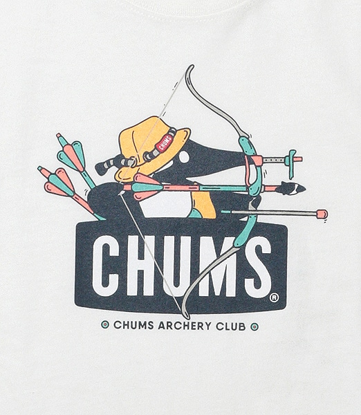CHUMS Archery Booby T-Shirt 2020SS