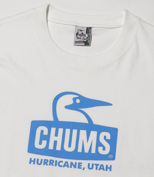 CHUMS Booby Face T-Shirt