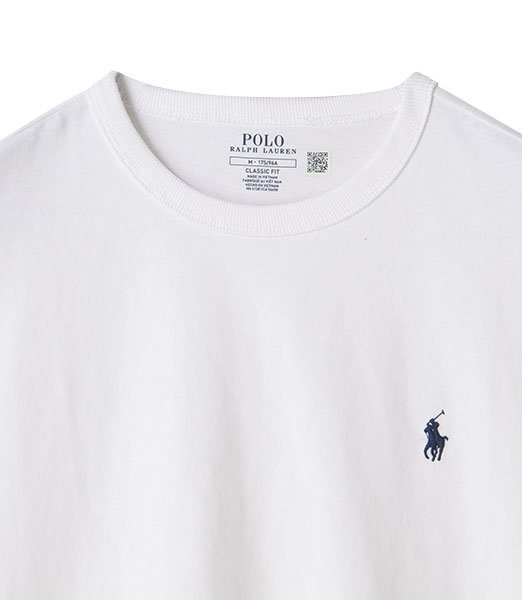 POLO RALPH LAUREN Classic Fit Heavy Weight T-Shirt