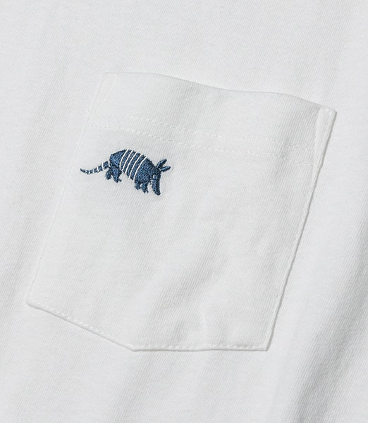 GOOD ON Pocket Tee Armadillo 【OSHMAN'S別注】 2020SS