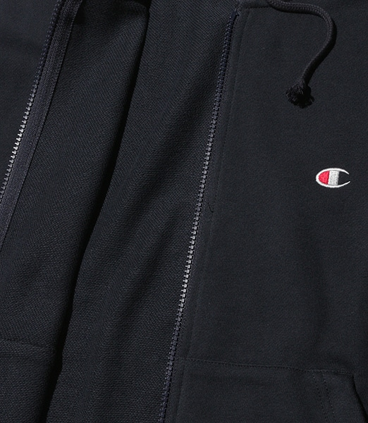 CHAMPION Zip Sweat Shirt Hoodie