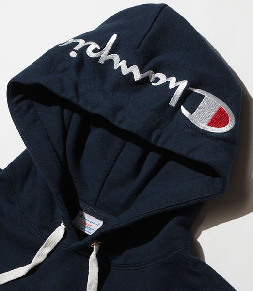 CHAMPION Pullover Hooded Sweat Shirt 【OSHMAN'S別注】