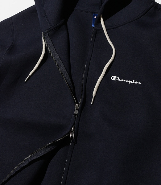 CHAMPION WRAP-AIR Fullzip Hooded Parka 【OSHMAN'S別注】 2020FW