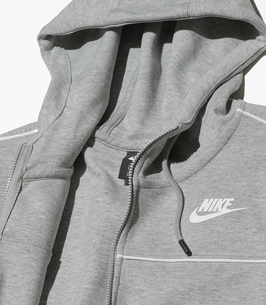 NIKE Sports Wear MLNM Fleece LS Fullzip Hoodie 2021SP