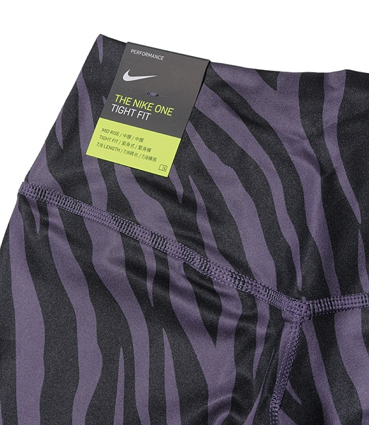 NIKE One Icon Crush Tight 7/8 Printed Tight 2021SP
