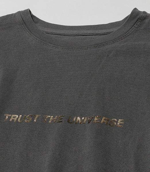 SPIRITUAL GANGSTER Universe Oversized Long Sleeve Tee