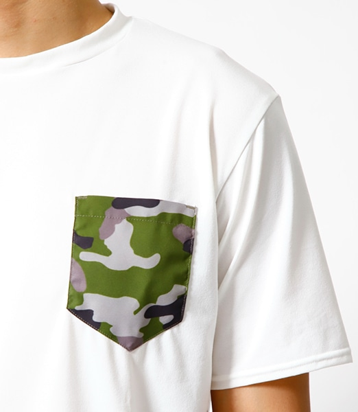 NIKE(License by Footmark) Camo Rush T-Shirts 【Exclusive】2020SS