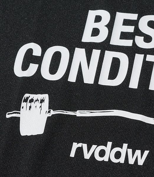 REVERSAL Best Condition Dry Mesh Tee 2020SS