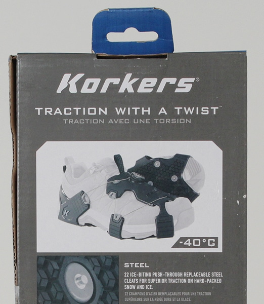 KORKERS Ice Runner