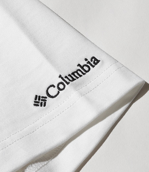 COLUMBIA Imperial Park Colored Graphic Short Sleeve Tee