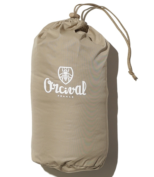 ORCIVAL Inner Down Crew Neck Jacket