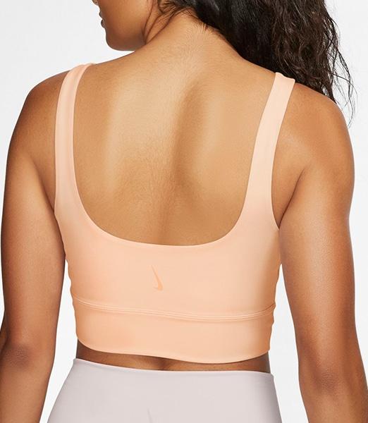 NIKE Yoga Luxe Crop Tank Top 2020FA