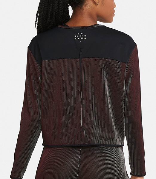 NIKE Run Division Mid Layer Long Sleeve Top 2020FA