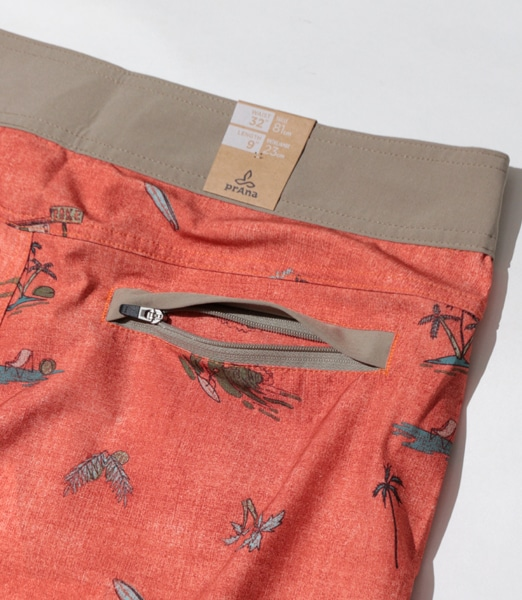 PRANA High Seas Boardshort 2019SS