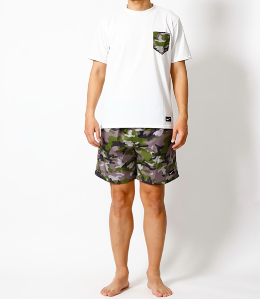 NIKE(License by Footmark) Camo Surf Short 【Exclusive】 2020SS