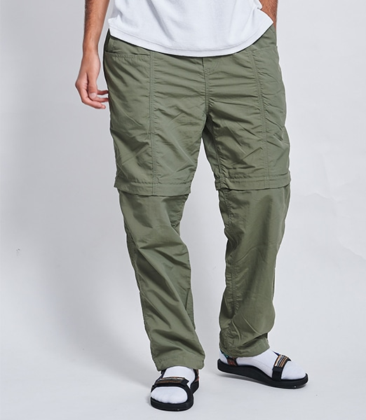 OSHMAN'S Supplex Convertible Pant 【ORIGINAL】