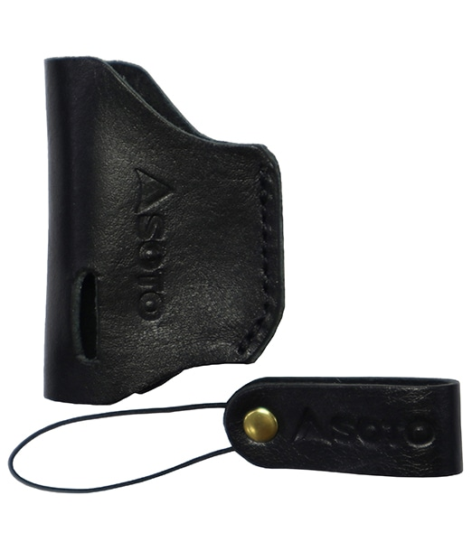 SOTO Micro Torch Leather Case Set