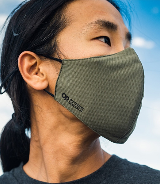 OUTDOOR RESERCH  PPE Face Mask Kit