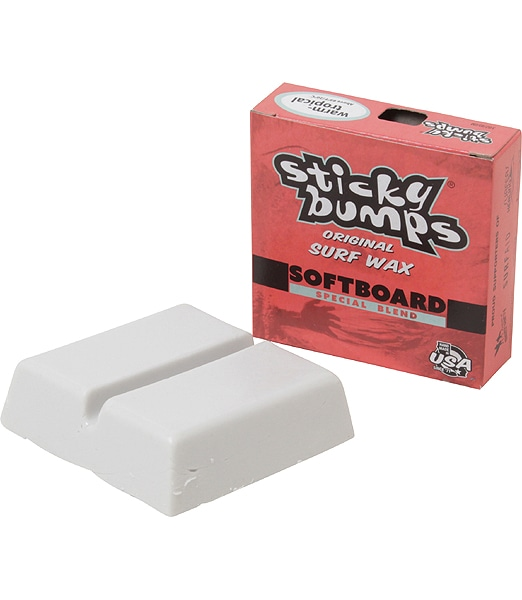 STICKEY BUMPS Soft Board Wax Warm/Tropical