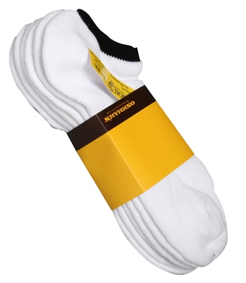 OSHMAN'S ORIGINAL SOCKS  3P Ankle