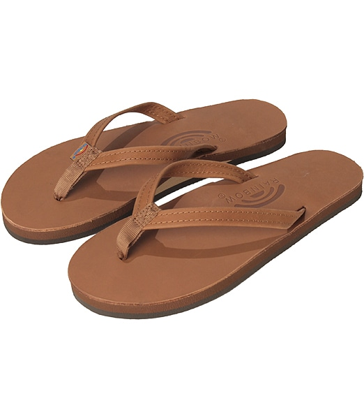 RAINBOW SANDALS Classic Leather Narrow Strap 2020SS
