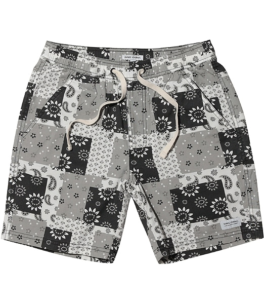 BANKS Patches Boardshort 17 2020SS