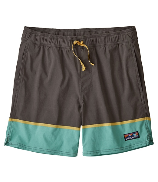 "PATAGONIA Stretch Wavefarer Volley Shorts-16"" 2020SS"