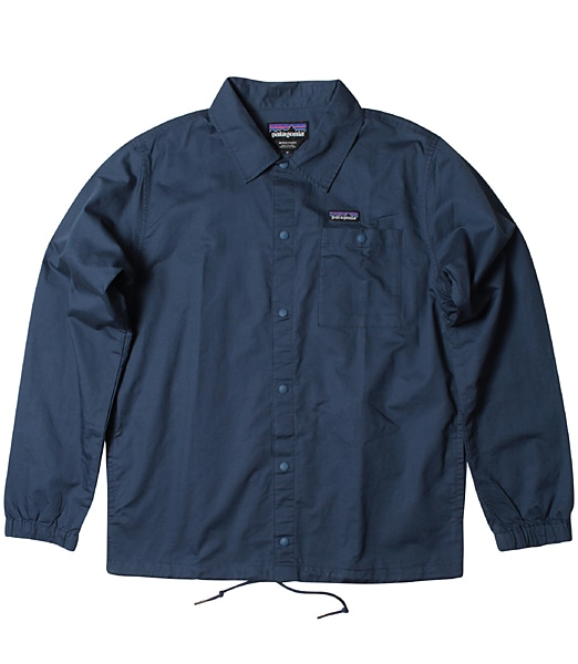 PATAGONIA Lightweight All-Wear Hemp Coaches Jacket 2020SS