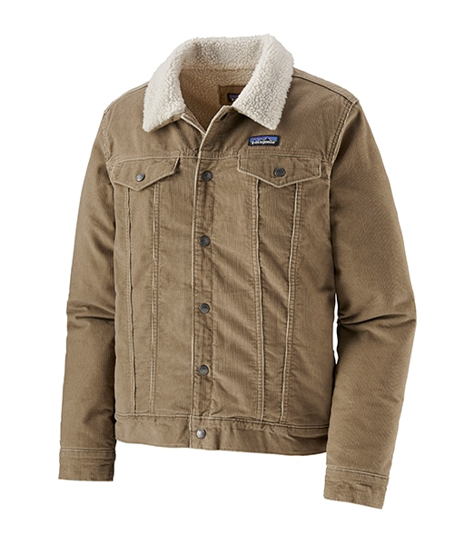 PATAGONIA Pile Lined Trucker Jacket 26520