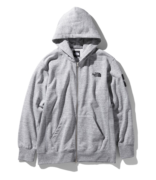 THE NORTH FACE Square Logo FullZip 2020SS