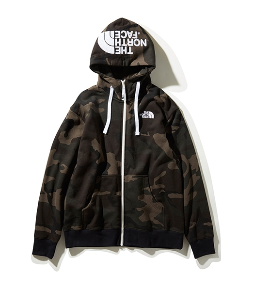 THE NORTH FACE Novelty Rearview FullZip Hoodie NT11957