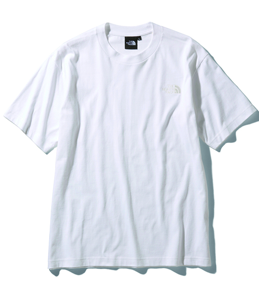 THE NORTH FACE S/S Small One Point Logo Tee