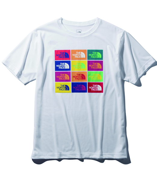 THE NORTH FACE S/S Colored Half Dome Logos Tee 2020SS