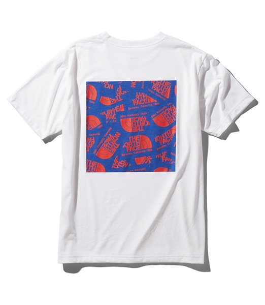 THE NORTH FACE S/S Sticker Halfdome Tee 2020SS