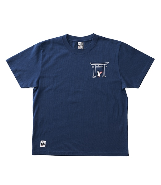 CHUMS Japanese Traditional Tee 【OSHMAN'S別注】 2020SS