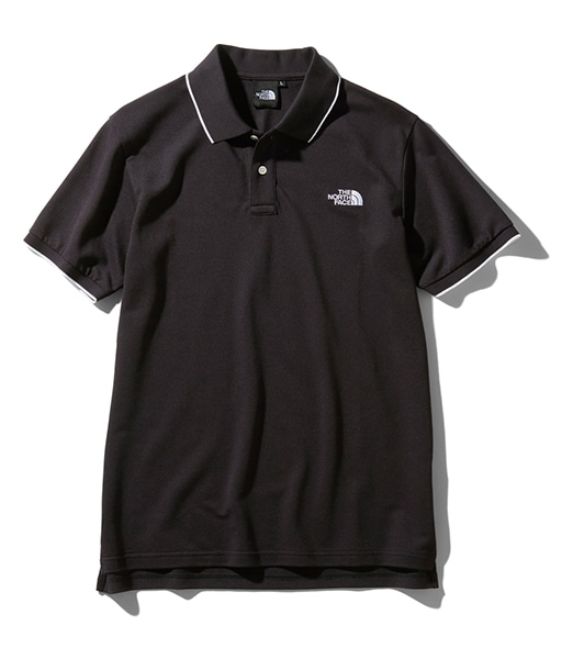 THE NORTH FACE S/S MAXIFRESH Lined Polo 2020SS
