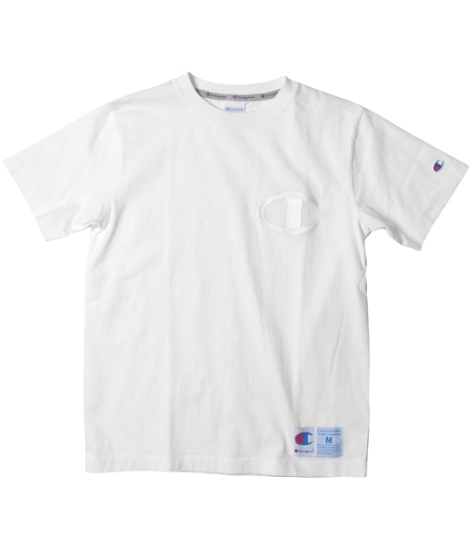CHAMPION Big-C Tonal Tee 2019SS