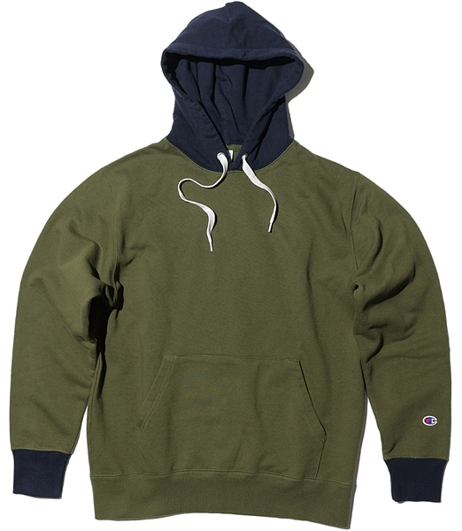 CHAMPION Pullover Hooded Sweat Shirt 2020FW 【OSHMAN'S別注】