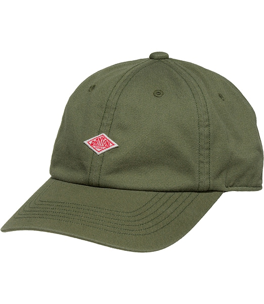 DANTON Cotton Twill Cap 2020SS