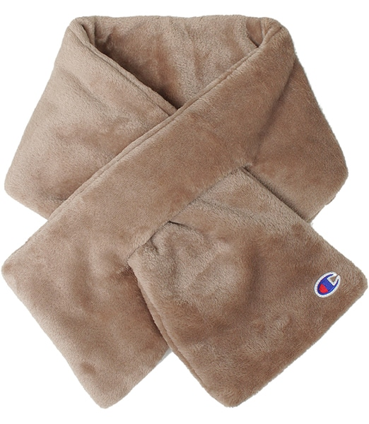 CHAMPION Fake Fur Muffler