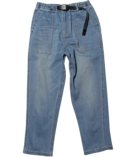 GRAMICCI Denim Loose Tapered Pants