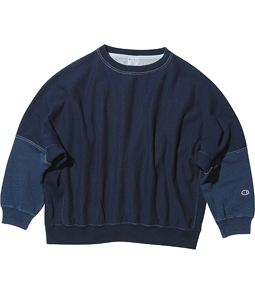 CHAMPION Reverse Weave Crew Neck Sweat Shirt 2020SS