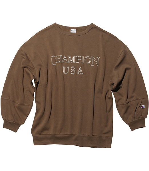 CHAMPION Crew Neck Sweat Shirt