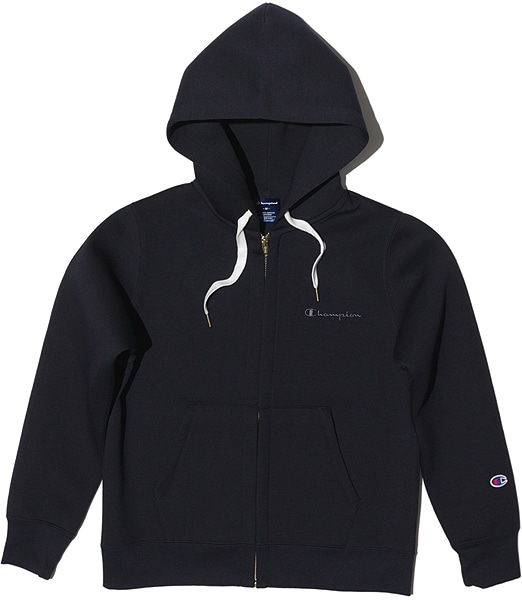 CHAMPION Womens Wrap-Air Zip Sweat Parka