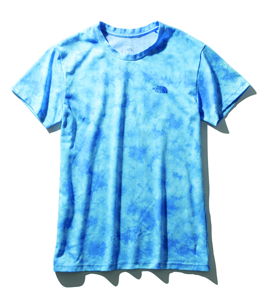 THE NORTH FACE S/S Tie Dye Tee 2020SS