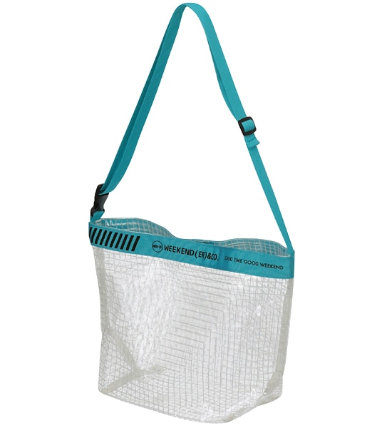 WEEKEND(ER) Beach Shoulder Bag