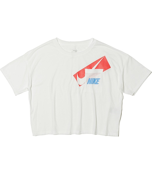 NIKE DRI-FIT SS Crop Top 2021SP